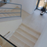 Maiella View Villa - The main staircase leads to the updstairs bedrooms and private balconies