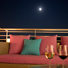 Maiella View Villa - Enjoy a glass of local wine under the stars on the upstairs balcony area