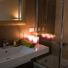 Maiella View Villa - Main bathroom on ground floor - indulge in a bath
